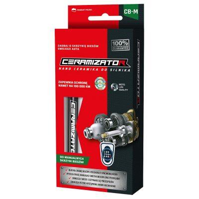 Ceramizator CB-M do manualnych skrzyni biegów